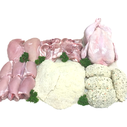 Image 1 for Chicken Pack