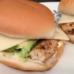 Image 1 for Summer Chicken Burger