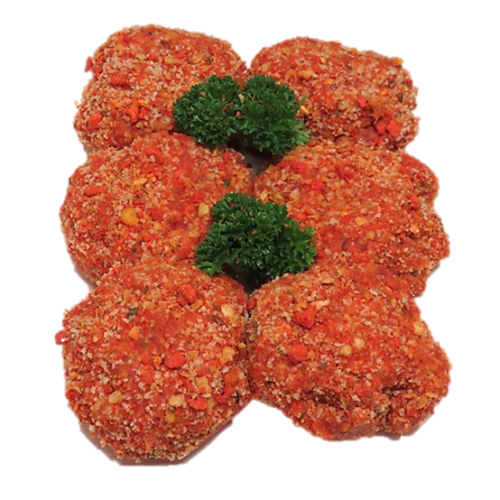 Image 1 for Tomato Onion Bacon BBQ Rissoles