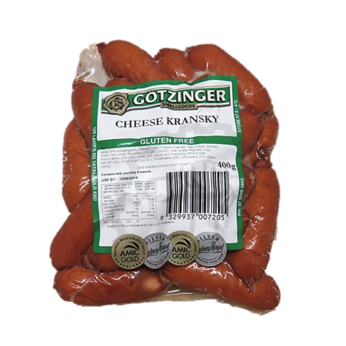 Image 1 for Cheese Kransky