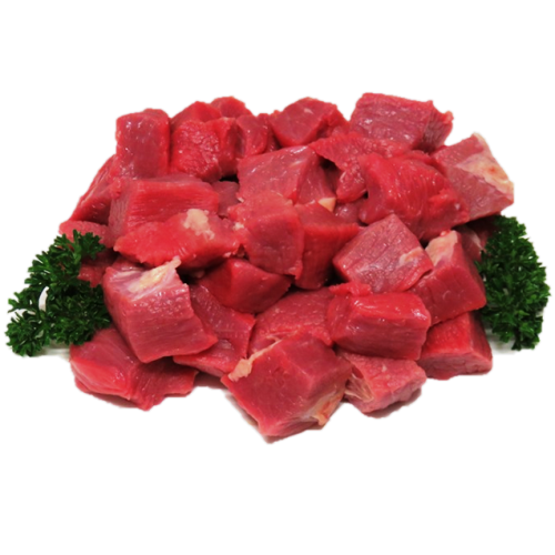 Image 1 for Diced Chuck Steak
