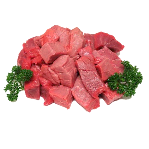 Image 1 for Diced Beef