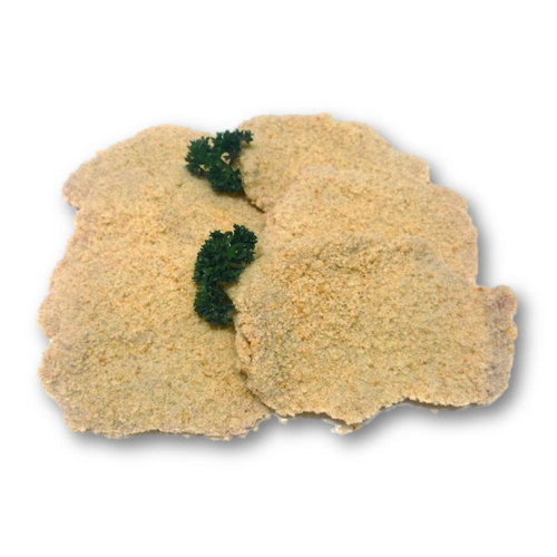 Image 1 for Crumbed Steak