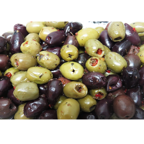 Image 1 for Marinated Olives