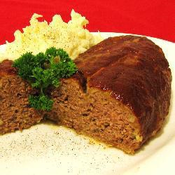 Image 1 for Traditional Meatloaf