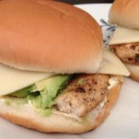 Image 1 for Summer Chicken Burger