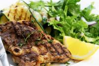 Image 1 for Lemon and thyme lamb chops