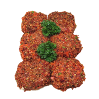 Pepper BBQ Rissoles