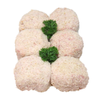 Plain Chicken Rissoles