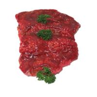 Marinated BBQ Steak