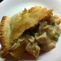 Image 1 for Chicken & Veg Pie