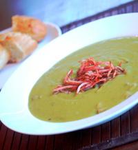 Image 1 for Pea & Ham soup