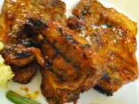 Image 1 for Spicy BBQ Lamb Chops