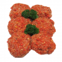 Image for Tomato Onion Bacon BBQ Rissoles