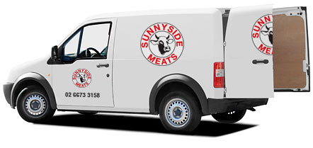 Sunnyside Meats offers home delivery in Murwillumbah